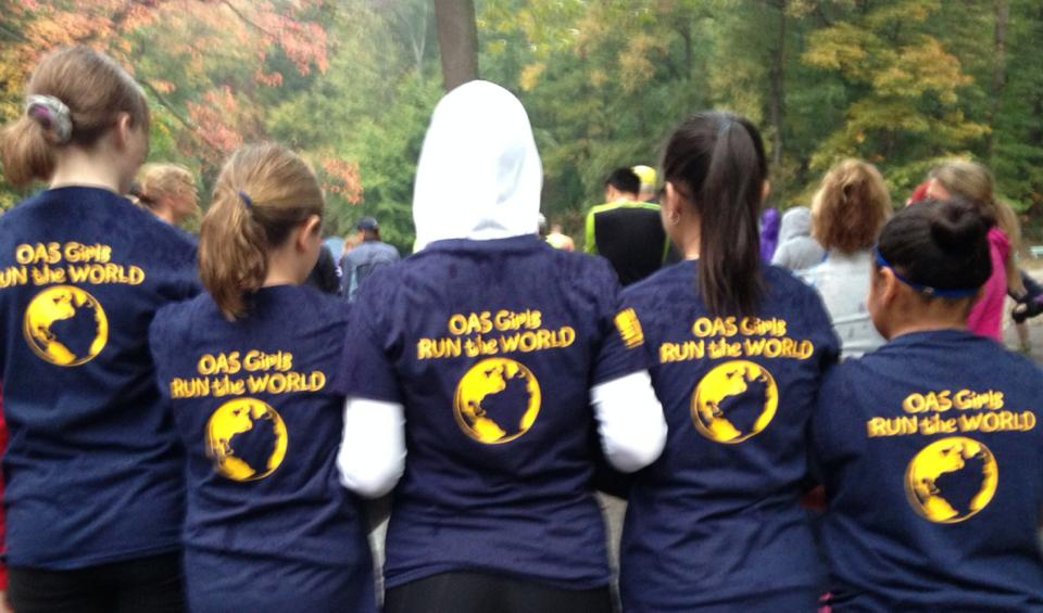 OAS Girls Run the World